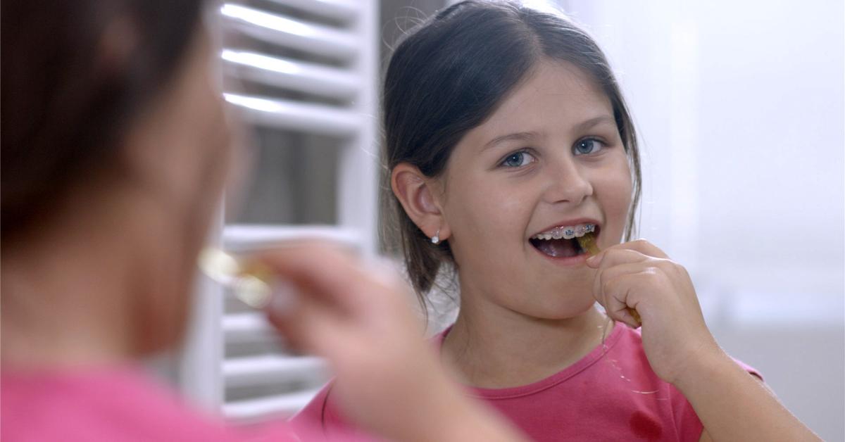 igiene orale del bambino